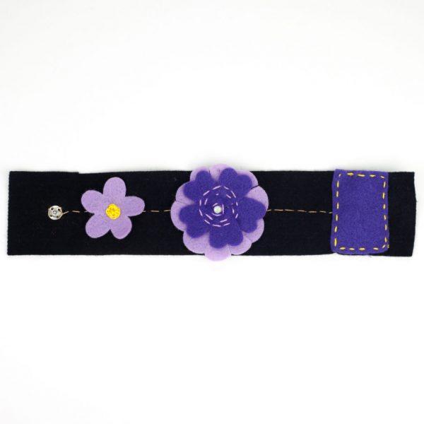 E-textile bracelet