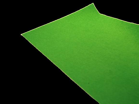 Green self adhesive felt