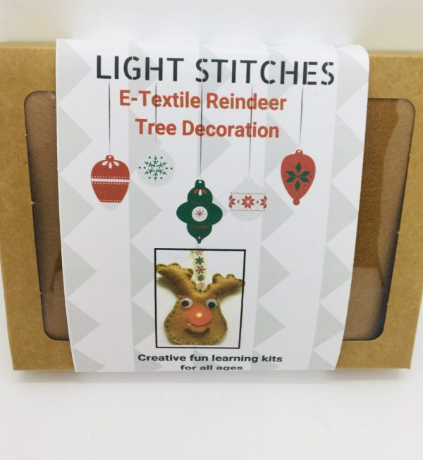 Light Stitches E-textile Kits