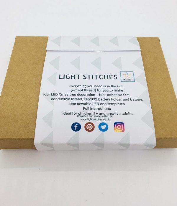 Light Stitches E-textile Kits