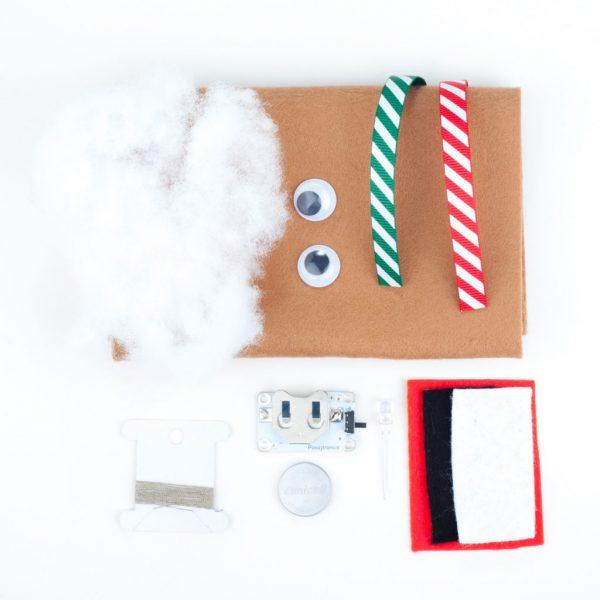 E-textile reindeer kit