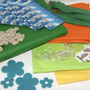 Light Stitches E-textile class kit