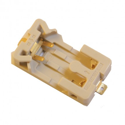 Digi key CR2032 battery holder