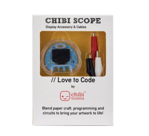 Chibiscope Love to Code