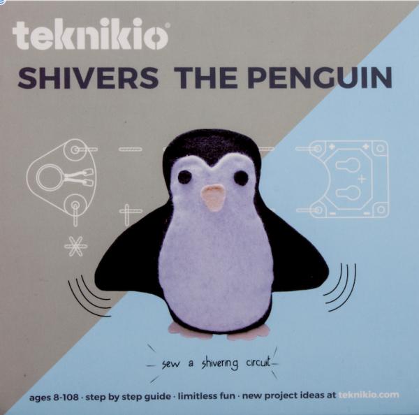 Teknikio shivers the penguin