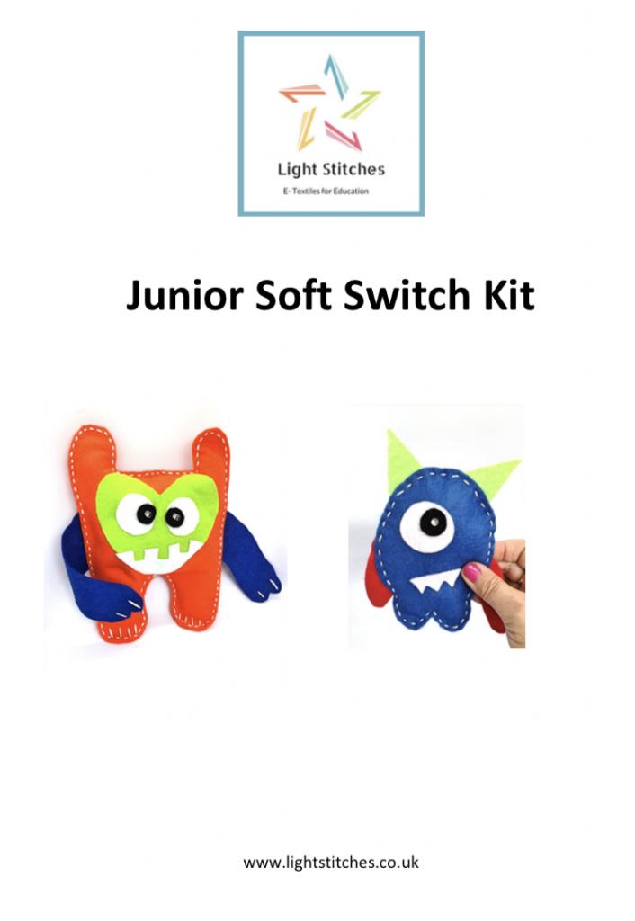 Teachers resources junior soft switch kit