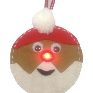 Father Christmas E-textile kit