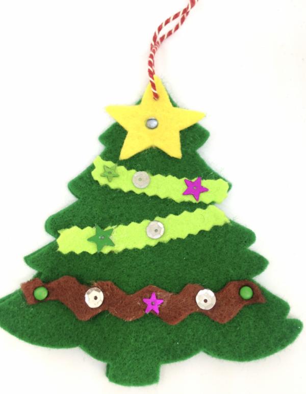 Tree E-textile kit