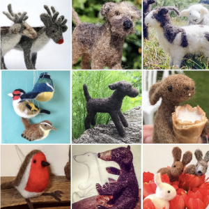 Needle felting Kit choice