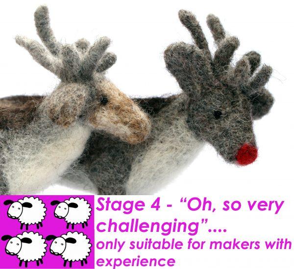 Reindeer stage 4